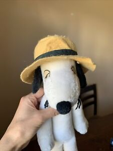 Vintage 1970s - Peanuts / Snoopy - Snoopy's Brother Spike Plush