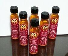 NEW YELLOW OIL THAI ANG KI NATURAL MASSAGE CHINESE THAILAND SOMTHAWIN 24x24 cc