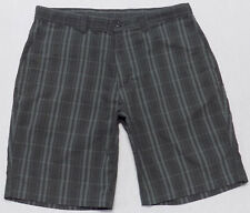Patagonia Organic Cotton Thrift Shorts Tornado/Forge Grey Mens Size 34