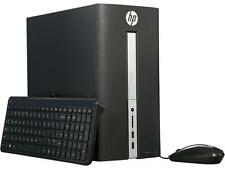 HP Pavilion 510p127c Desktop PC A12-9800 16GB 1TB HDD AMD Radeon R7 450 GPU USB