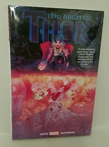 THOR VOL 2 Hardcover Jason Aaron Marvel Collects MIGHTY THOR #1-12 New Sealed HC