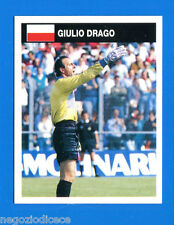 [VS] CAMPIONI & CAMPIONATO 90/91-Figurina n. 25 - DRAGO - BARI -New