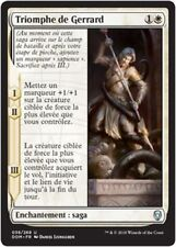MTG Magic DOM - (x4) Triumph of Gerrard/Triomphe de Gerrard, French/VF