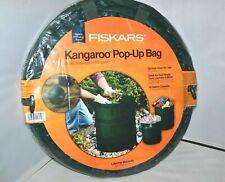 Fiskars Kangaroo Collapsible Container Gardening Pop-Up Bag - 30 Gallon / SEALED