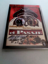 "DVD ""EL PASAJE"" COMO NUEVO J. LEE THOMPSON ANTHONY QUINN JAMES MASON MALCOM MCDO"