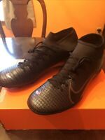 Nike Mercurial Superfly 7 Club FG/MG Soccer Cleats Black AT7949-010 Men's NEW
