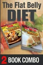Thai Recipes for a Flat Belly and on-The-Go Recipes for a Flat Belly : 2 Book...
