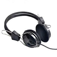 3.5mm Stereo Music Gaming Earphone Headband Headset Headphone With Mic For PC a1