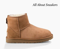 """UGG CLASSIC MINI II """"CHESTNUT"""" Women's Trainers Limited Stock All Sizes"""