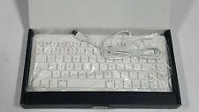 Macally 83 Full-Size Key USB Keyboard with Short-Cut Keys