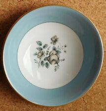 Royal Doulton blue bowl Rose Elegans for dessert fruit replacement china TC 1010