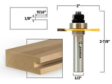 18 Slotting Cutter Router Bit Assembly 12 Shank Yonico 12103