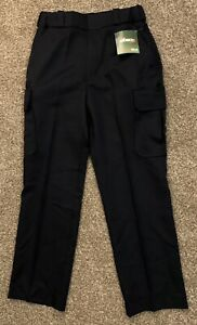 Elbeco TexTrop Women's Cargo Pocket Uniform Pants Size 14 (28x30) NWT