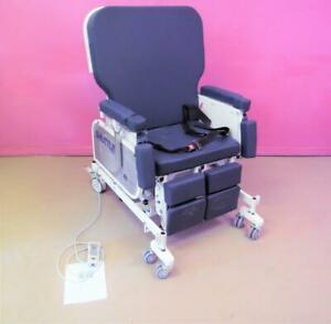 Sizewise Shuttle Series A Bariatric Transport Stretcher Electric Power Chair
