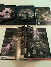 Eternal Poison - COMPLETE with CD - Excellent Condition - PlayStation 2 Ps2