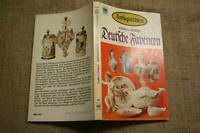 Sammlerbuch alte Deutsche Fayencen, Keramik, Figuren, Krüge, 60 Manufakturen