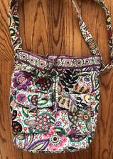 Vera Bradley Viva La Vera Quick Draw Handbag Large Purse Tote PERFECT
