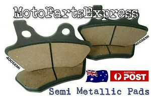 HARLEY DAVIDSON FRONT AND REAR BRAKE PADS FXDL 1584 DYNA LOW RIDER 2007