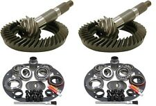 1997-2006 JEEP TJ DANA 35 30 4.56 RING AND PINION TIMKEN MASTER INSTALL GEAR PKG
