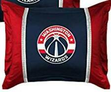New Washington Wizards Nba Jersey Sidelines Standard Size Pillow Sham