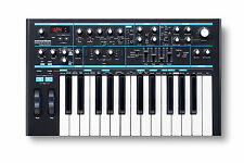 Novation Bass Station II Keyboard Analog Synthesizer BassStation 2 Synth