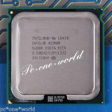 100% OK SLBBR Intel Xeon L5420 2.5 GHz Processor CPU LGA 775