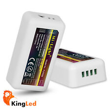 Ricevitore WiFi 10A 12V 24V per Strisce Led Monocolore Mi-Light FUT036 Cod 0848