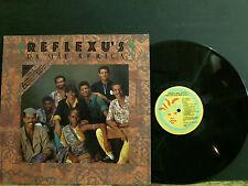 BANADA REFLEXU'S   Reflexu Da Mae Africa  L.P.    Samaba      Lovely copy !!