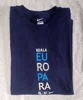 Camiseta Real Sociedad de Futbol Talla L Europara 2017