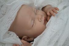 LOVELY REBORN SOFIA SCULPT - LITTLE BALDIE - BABY GIRL DOLL - NUBORNZ NURSERY