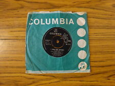 """Shirley Bassey - I Who Have Nothing (Columbia 1963) 7"""" Single"""