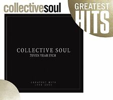 *39 SOLD* Collective Soul - 7even Year Itch Greatest  Hits 1994-2001 - CD - New