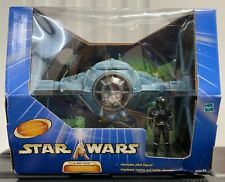 Imperial Dogfight Tie Fighter and Pilot - Star Wars A New Hope