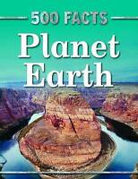 500 Facts Planet Earth by Miles Kelly Publishing Ltd (Paperback, 2010)