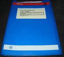 Werkstatthandbuch VW Lupo Simos Einspritzanlage Zündanlage AHT ab Baujahr 1999!