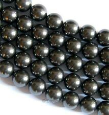 Swarovski Crystal Pearls Element 5810 Round Bead Many Color & Size Series #2