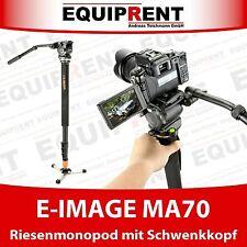 E-IMAGE MA70 80-199 Einbeinstativ / Monopod mit Schwenkneiger für DSLR (EQ657)