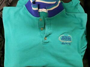 Vintage Nestle Arnold Palmer Invitational Golf Polo Shirt Haley Bay Hill Large L
