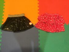 Two Girls Hello Kitty Skirts Size 6/6X!