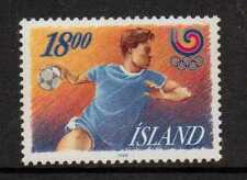 ICELAND SG719 1988 OLYMPIC GAMES  MNH