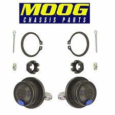 For Toyota 4Runner Set of 2 Front Lower Press-in Type Ball Joints Moog K500017