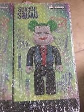 Bearbrick Medicom 2016 Suicide Squad The Joker 400% Be@rbrick Shipped From TX