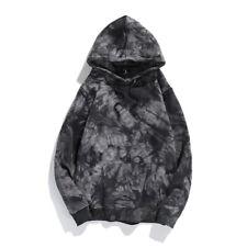 Vintage Tie Dye Hoodie Pastel Hoody Festival Hipster Hooded Shirt Unisex Jumper