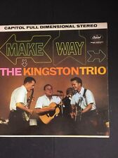 THE KINGSTON TREO- MAKE WAY  1961 STEREO