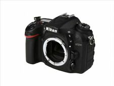 Nikon D7200 DSLR Camera Body Only Black 1554