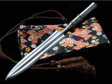 China longquan sword ,overlord gun ,pattern steel blade