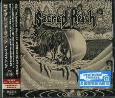 SACRED REICH-AWAKENING-JAPAN CD F56