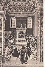BF18227 siena cattedrale piccolomini creato cardin painting art front/back image