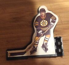 Vintage Coleco Table Hockey Player- Boston Bruins ALL TEAMS AVAILABLE