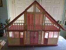 Vintage 1978 Mattel Barbie Pink Dream House